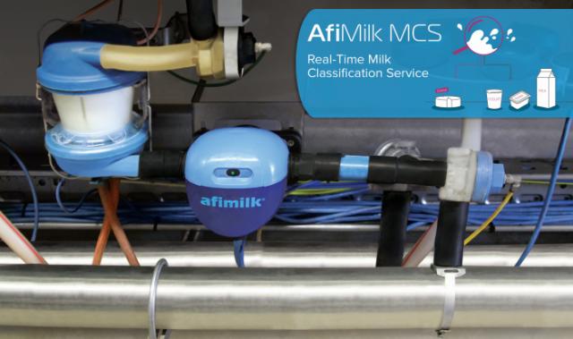 Quot Afimilk Quot Milking Parlours Herd Managment Baltic Import