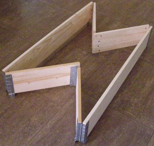 Pallet Collars Pallets